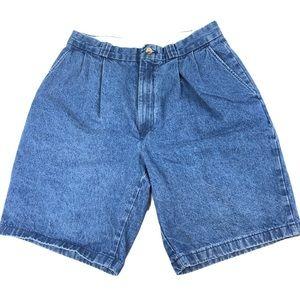 Duck Head Vintage Mom Shorts Jeans Denim Size 30